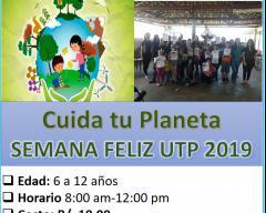 Semana Feliz UTP 2019